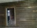 07 soodapuhastustööd palkidest sein wooden wall sodablasting