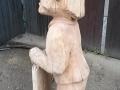 008 puuskulptuuri värskemndamine